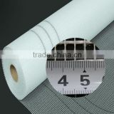 20% resin coated C-Glass medium Alkali fiber glass wire mesh for wall insulation