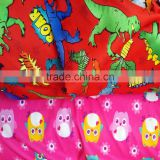 China fabirc supplier PUL diapers Fabric washable fabric waterproof TPU Lining wholesale custom print