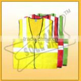 REFLECTIVE JACKET/ VEST with glass bead band (SSS-0404)