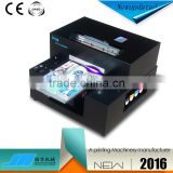 Focus New technology A4 professional mobile case printing machine and card printer uv printer a4