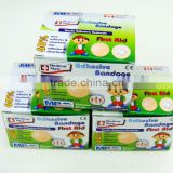 MH02-1 Round Disposable PVC Adhesive Bandage Waterproof First Aid Medical Adhesive Plasters