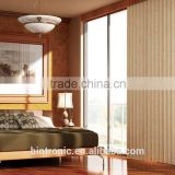 Bintronic Home Interior Simple Design Electric Vertical Window Blind Tracks And Vertical Blind Components Taiwan