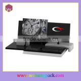 Promotion Wood Digital Watch Display Stand/Wrist Watch Display Showcase/Display Trays For Watch