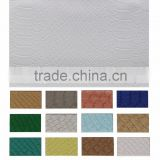 Embossed PU Synthetic leather material snakeskin leather fabric for boots, shoes, bags, and etc