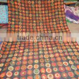 LATEST FASHION BRIGHT COLORS kantha shawls/scarves/wraps