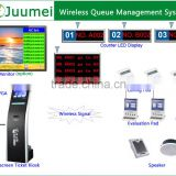 queue management system china ticket dispenser kiosk led display