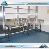 Stainless Steel laboratory furniture University science S.S work bench S.S reagent shelf