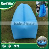 Gold supplier wholesale inflatable hangout sofa air sleeping bag sofa