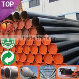 ASTM A333 Factory Supply steel pipe weight per meter Large Diameter astm a335 p11 seamless steel pipe