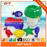 9PCS accessories ABS best beach toys for girls