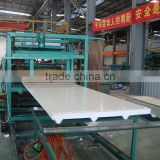 EPS sandwich panel machine line/ cold storage Sandwich EPS Panel Production Line Roll Forming Machine