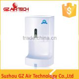 2016 GZ AIRTECH Automatic SS 304 2016 new Wall Mounted Automatic Sensor Jet Air Hand Dryer (KT-1650R)