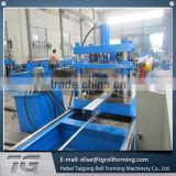 Hot sale! C profile roll forming machine C purlin channel truss furring cold forming machine