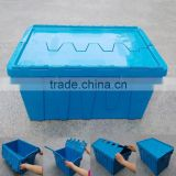 China Wholesale Plastic Logistic Box With Lids