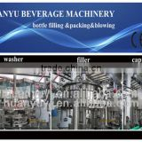 Glass Bottle Beer Manufacturing Equipment