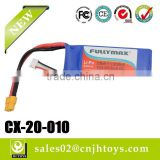 100% Original Cheerson CX-20 Spare Parts Extra Battery Pack Big capacity 11.1v/2700mAh Li-poly battery CX-20-010