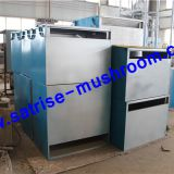 Drying Chamber Type Mushroom Dehydration Machine , Dehumidification Industrial Dried Mushroom Dryer