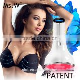 Ms.W Electric Heated Bra Nice Breast Massage Breast Nipple Enhancer Beauty Care Tools And Equipment