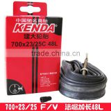 Kenda 700C Fixed Gear Bike Inner Tyre Tube F/V