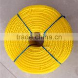 Colored PP Diamond Braided Rope With Competitive Price Made In Linyi