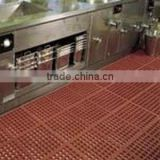 Anti-slip kitchen rubber floor mat