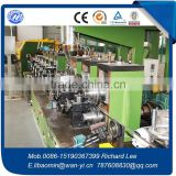 self-shielded/hardfacing flux cored welding wire forming machine