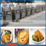 electric fried chips machine/chicken cooker /broasted electric pressure fryer