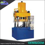 High Stainless Steel Cookware Deep Drawing 4 column hydraulic press