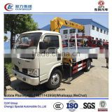 popular china howo crane truck/ top crane