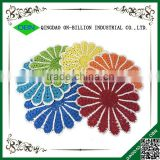 Cheap decorative restaurant disposable paper placemats