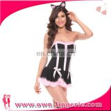 Hot Sexy Adult Women bunny Costume Halloween erotic Outfit sexy Lingerie