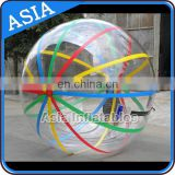 Promotional PVC/TPU inflatable beach ball inflatable water ball water walking ball on sale