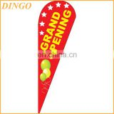 advertising outdoor banner flag , beach flag , feather flag
