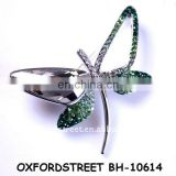 fashion alloy insect brooch in dragonfly style BH-10614