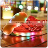 factory supply children eu size led shoe sneaker