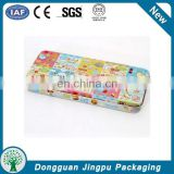 Good grade wholesale Designed plain pencil box