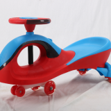 Colorful baby twist car swing car  plastic toy ride on New model with EN71 ASTM certificates