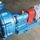 UHB corrosion resistant and wearing resistant slurry pump
