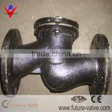 DN150 PN16 Gost PTFE Sealed Lift Check Valve