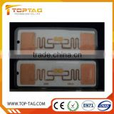 Alibaba China Supplier ISO18000-6C/EPC Gen2 Uhf Tag For Parking Lot Management