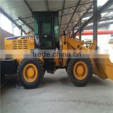new and second hand wheel loader with loader accessories for sale