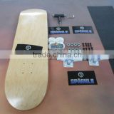 Wholesale Professional Skateboard Complete with Sparkle Trucks, OMG wheels                                                                         Quality Choice