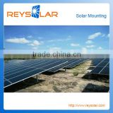 adjustable solar pv mounting system solar panel mounting sturcture commercial solar systems