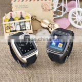 hot new product 2016 wearable devices digital watch bluetooth smart watch with wifi and android system