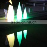 Solar led light decorative lamp with remote control YXF-3712S