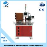 Lithium Battery Pack Assemble Automatic Insulating Ring Layer Gasket Pasting Papering Sticking Machine TWSL-350