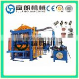 QT 8-15 Concrete/Paver block molding machine companies in ukraine for Crazy Big Sales