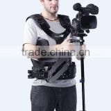WONDLAN LE302 Single Arm and Metal Buckle Bracket Vest Rig Camera Mini Stabilizer Steadicam Steadycam
