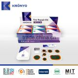 KRONYO repair kit tube patch puncture repair liquid tyre sealant
