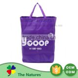 Hottest Quality Assured Custom Printed Supreme Style Packing Foldable Reusable Bag Polyester